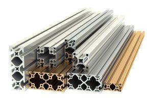 Alumiiniprofiilit kilpailukykyiseen hintaan.